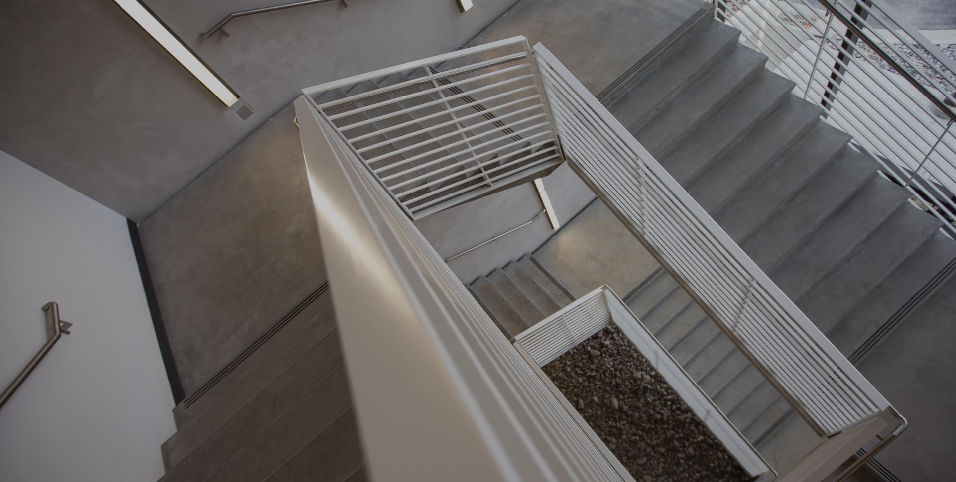현대 계단