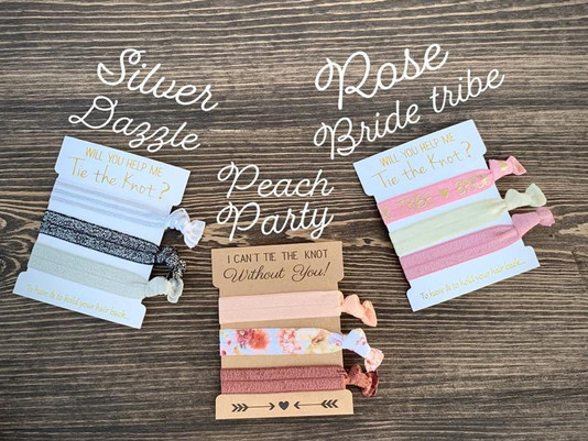 Bridesmaid Gift Ideas: Keeping it Simple!