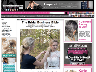 The Bridal Business Bible