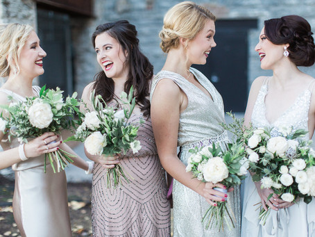 Big Wedding Parties: How Do I Collaborate?