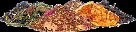 venta de té granel