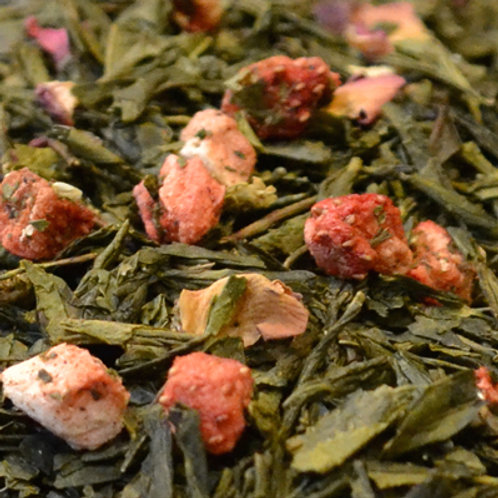 Té Verde / STRAWBERRY LYCHEE PUNCH