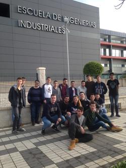 Visita a Industriales