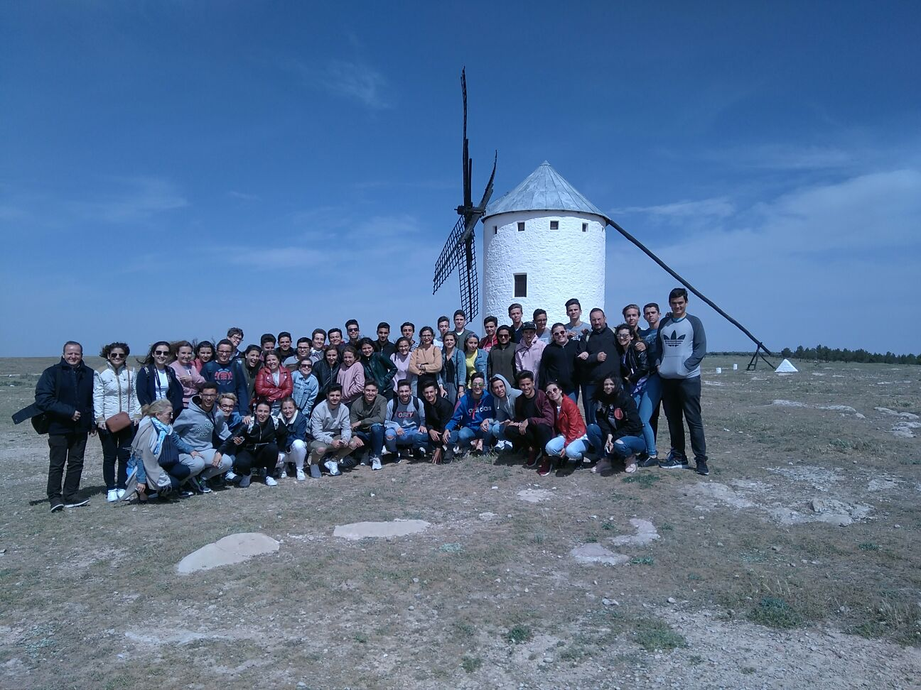 Excursión al Quijote