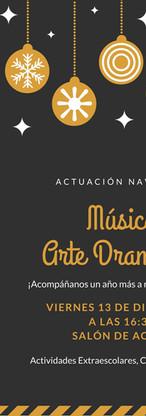 Velada de Música y Teatro