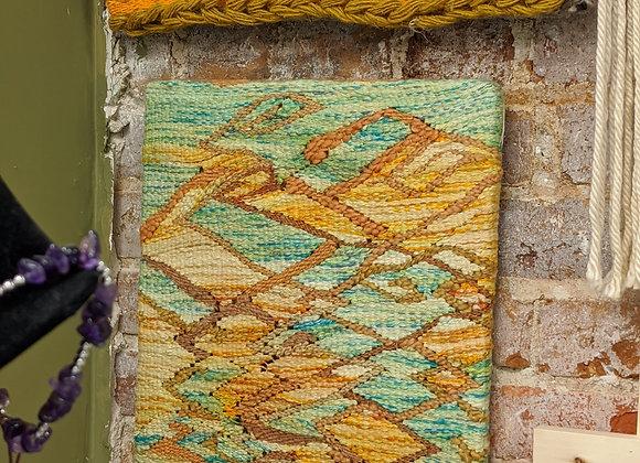 Ziggurat Wall Tapestry