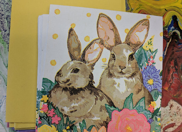 Greeting Cards - Bunnies