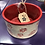 Thumbnail: Paw Print Pet Bowl