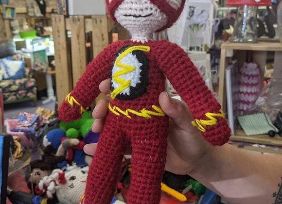 Crochet Superhero Plush