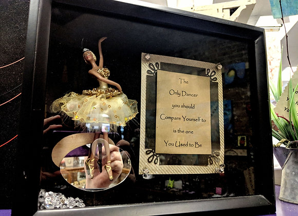 Dancer Shadow Box