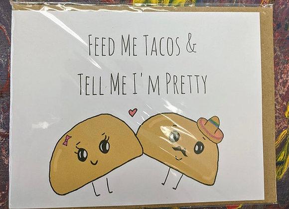 Food Themed Pun Cards