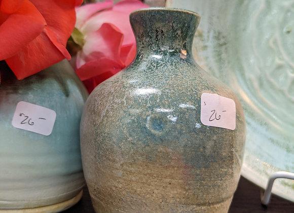 Seafoam Bud Vase