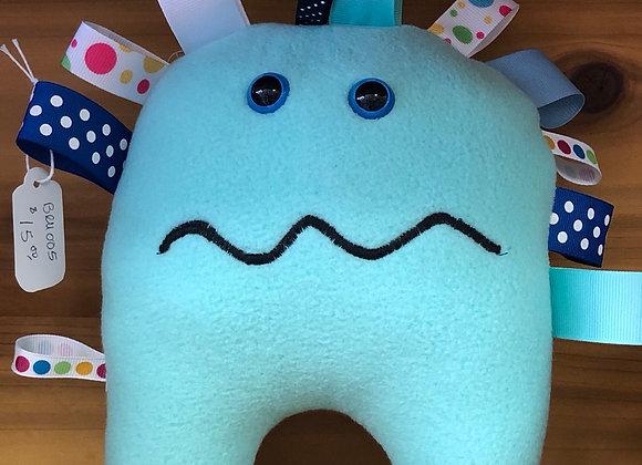Blue Fidget Toy