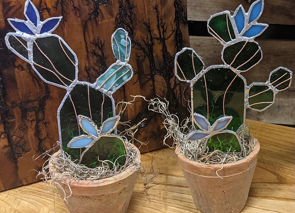 Stained Glass Plants
