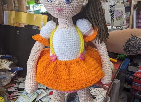 Large Crochet Stuffed Animals