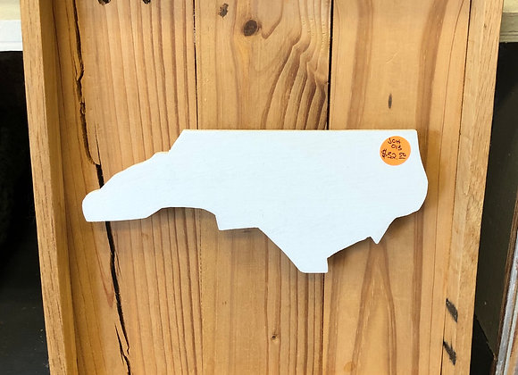 North Carolina Wood Wall Art