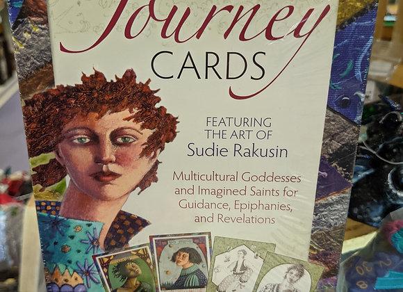 Journey Cards (Tarot Cards)