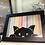 Thumbnail: Cat Themed Paper Craft Art
