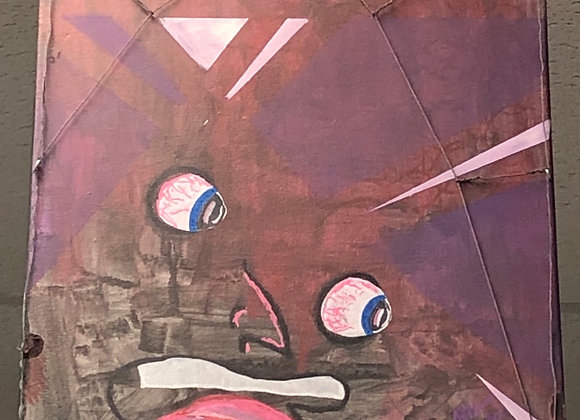 Blah 2 Abstract Painting