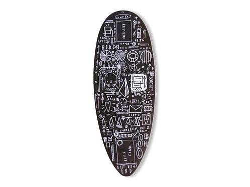 Skeleton Cardboard X Honey Badger Decks