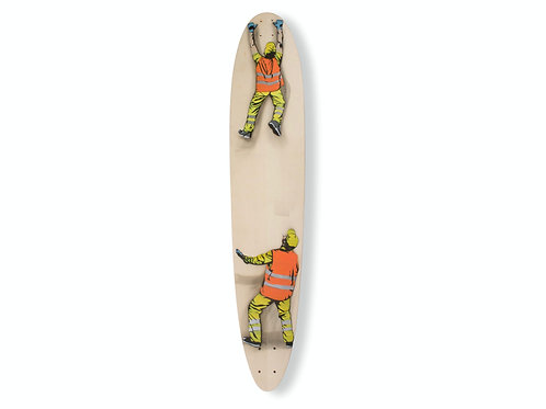 Jaune X Honey Badger Decks