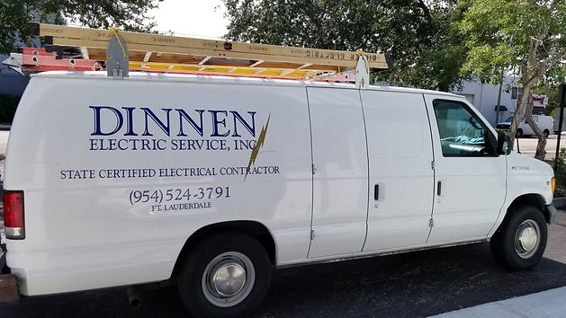 Dinnen Electric Commercial Electrician R