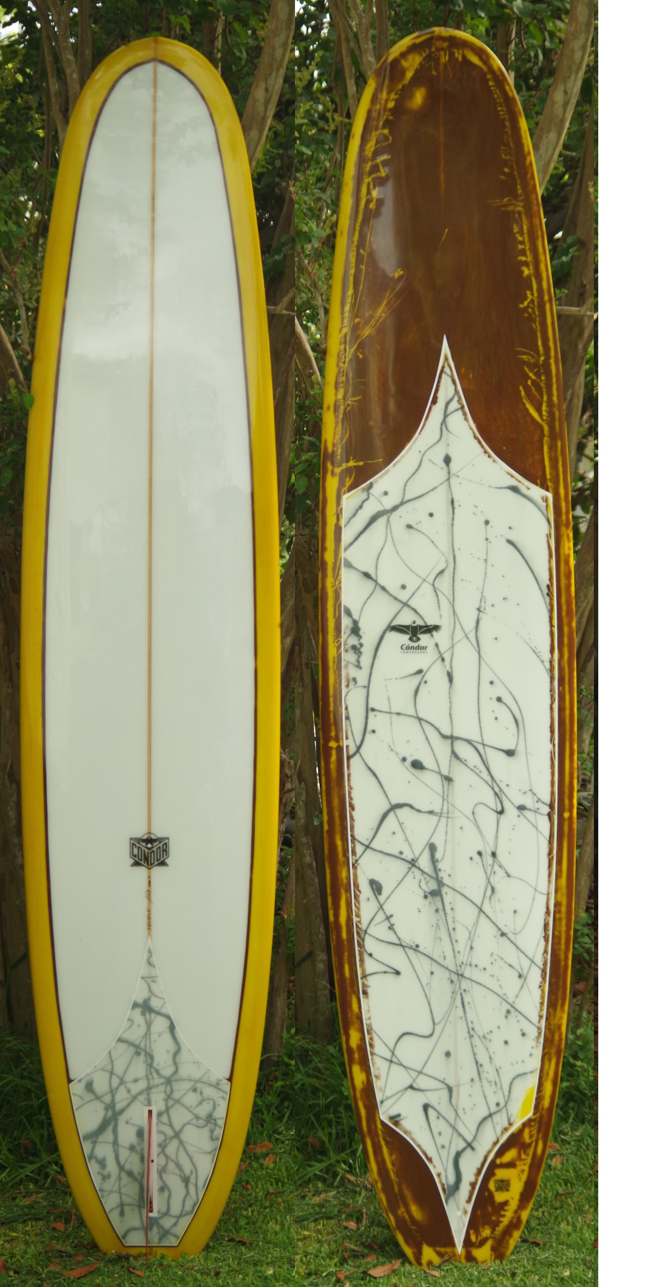 9'4 new old hull