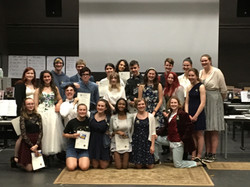 2019 Thespian Induction
