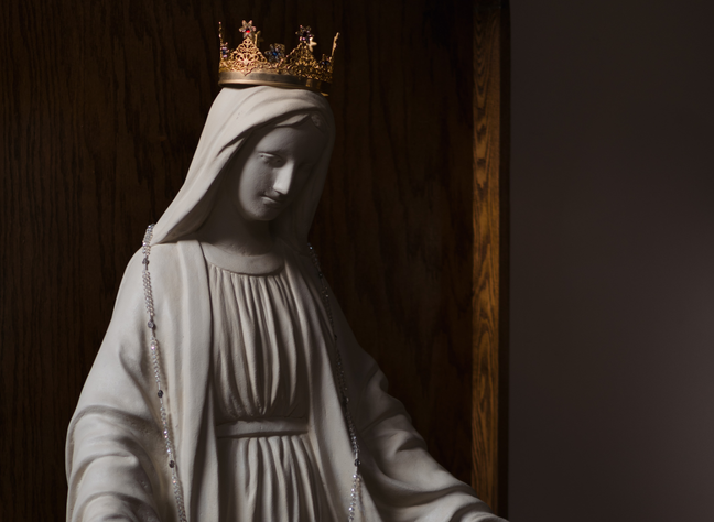 Solemnity of Mary 2021