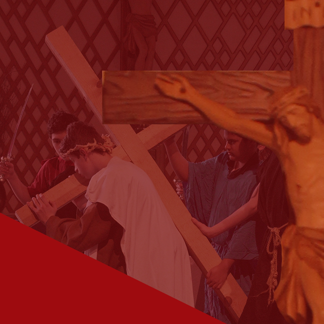 Living Stations of the Cross 2021