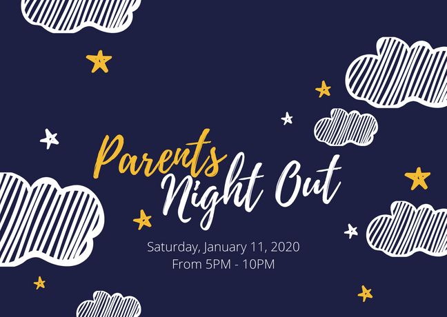 Parents Night Out 2020