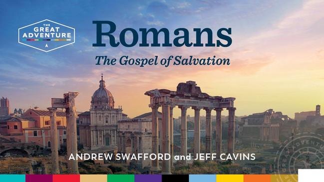 Friday Morning Bible Study: Romans: The Gospel of Salvation