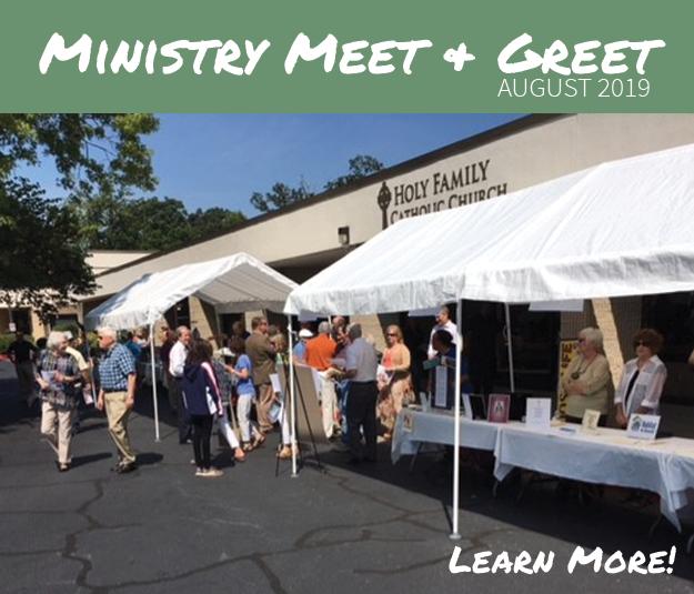 August Ministry Meet & Greet Recap