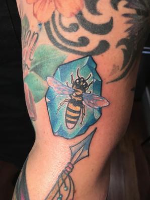 Bee Crystal (2019)