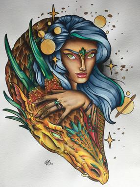 Dragon Lady (2017)