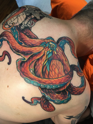 Marine Octopus (2019)