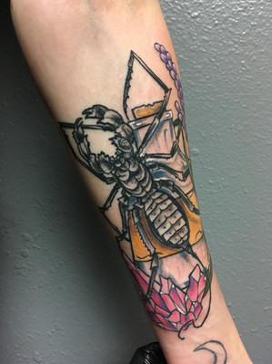Whip Scorpion (2018)
