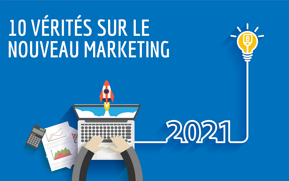 graphique marketing 2021