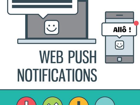 «Push notification» : un outil simple pour des résultats extraordinaires