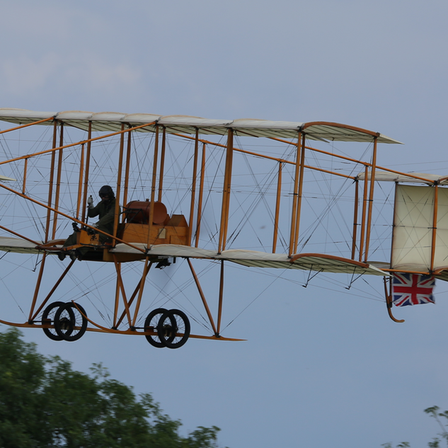 Shuttleworth Military Pageant 2019 2805.