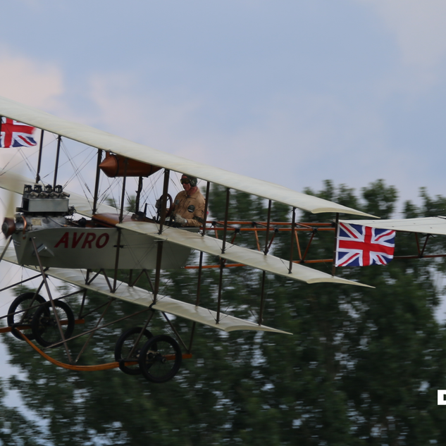Shuttleworth Military Pageant 2019 3029.