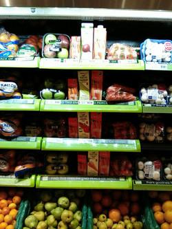 Rugani on Shelves