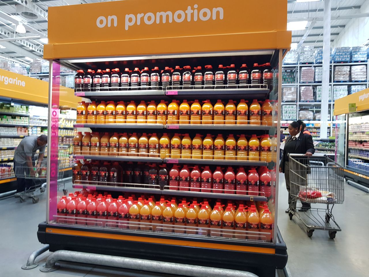 Juices on Promotion