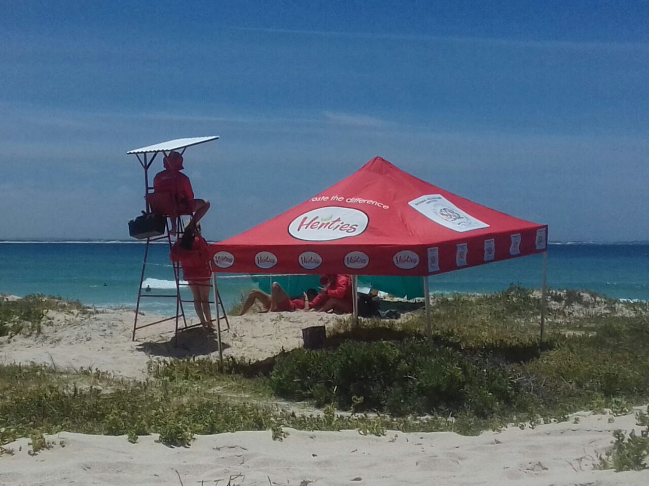 Lifeguard Sponsorship