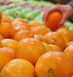 Freshly Oranges