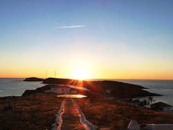 por do sol em Abrolhos mini