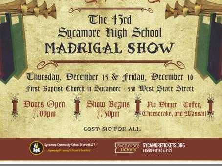 Madrigal Show