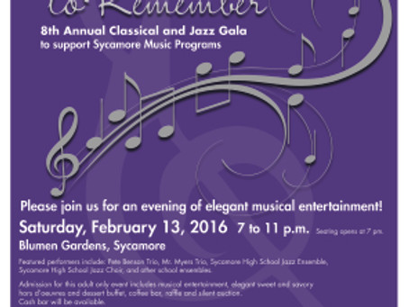 """8th Annual """"Note To Remember"""" Event"""