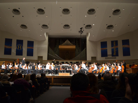 SYCAMORE SCHOOL DISTRICT ANNOUNCES 93 IMEA ALL-DISTRICT MUSICIANS
