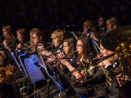 AUGUSTANA COLLEGE SYMPHONIC BAND COMING TO SYCAMORE HIGH SCHOOL